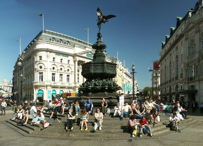 Пеший тур + Шопинг - Piccadilly Circus/Covent Garden